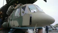 В Карабах для участия в миротворческой операции перебросили российские вертолеты