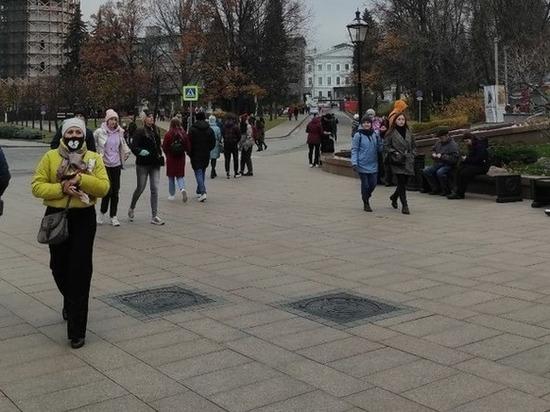 12629 нижегородцев сдали тест на COVID-19 за сутки