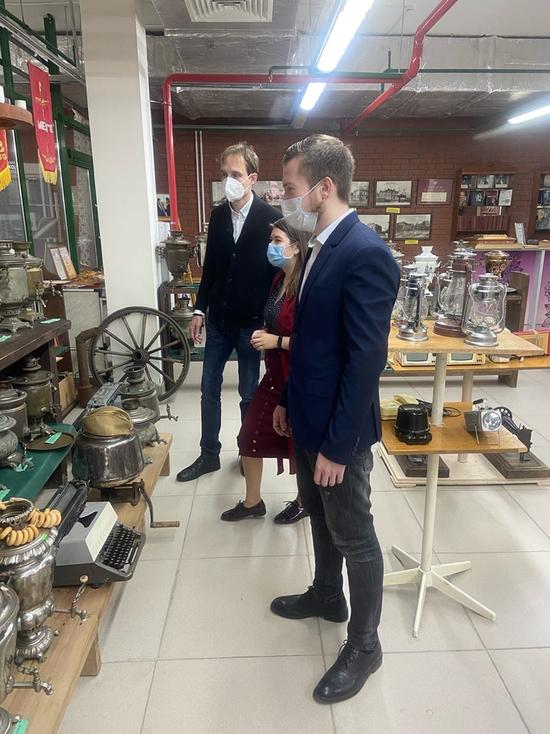 Музей истории торговли на Центральном рынке Перми вновь открыт для посетителей
