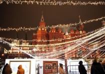В Москве разрешили новогодние корпоративы