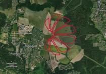 В России создали крупнейший GPS-рисунок