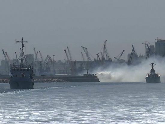 ВМФ получит африканский форпост
