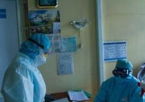 В Коченевскую центральную районную больницу для врачей, работающих в том числе и «красной зоне», привезли партию медицинских масок