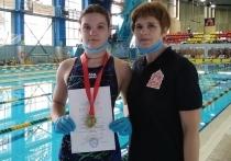 Спортсменка из Пущино победила на Первенстве Московской области по плаванию