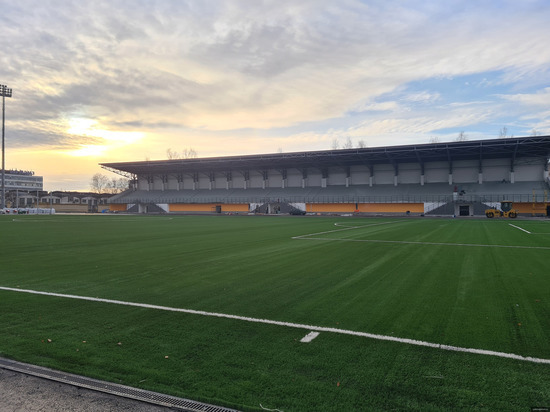 150 камер видеонаблюдения установят на стадионе «Машиностроитель» в Пскове
