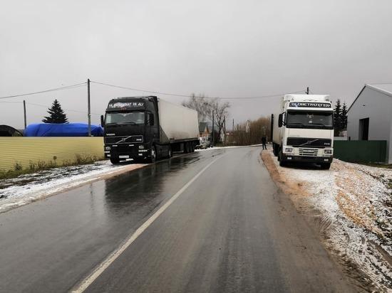 Участок дороги отремонтировали в Шатковском районе