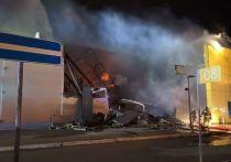 Прокуратура начала проверку по факту пожара в ТРЦ «М5 Молл» в Рязани