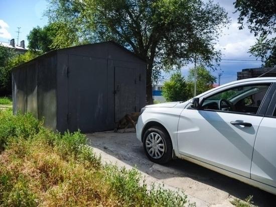 В Волгограде при сносе гаража найден автомат Калашникова и патроны