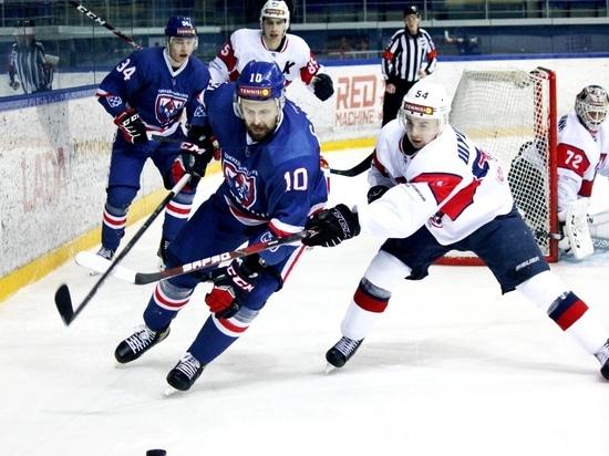 Хоккейный клуб «Чебоксары» трижды переиграл «Красноярских рысей»