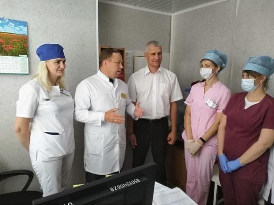 О медицинской помощи жителям самого отдаленном района Крыма рассказывает главный врач Ленинской центральной районной больницы
