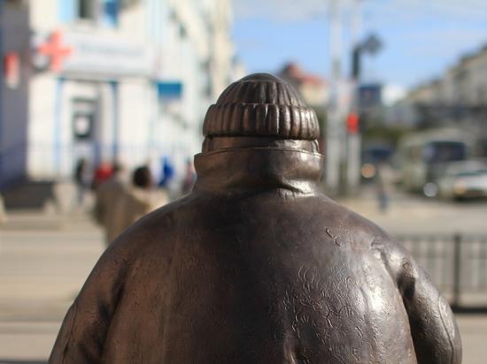 Якутский «Дворник» в топ-100 необычных скульптур России