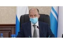 Сообщается, что глава региона вернулся к прежнему режиму работы еще в четверг, 12 ноября