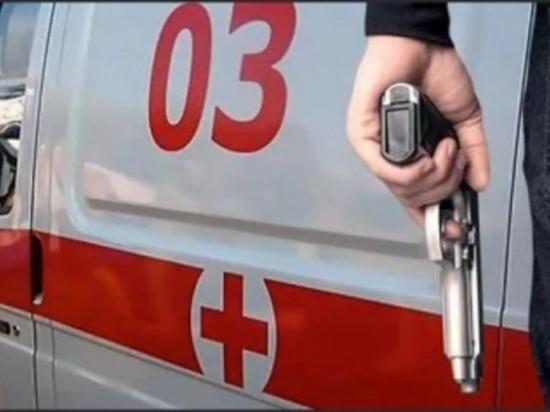 Мужчина напал на врачей скорой помощи в Приокском районе