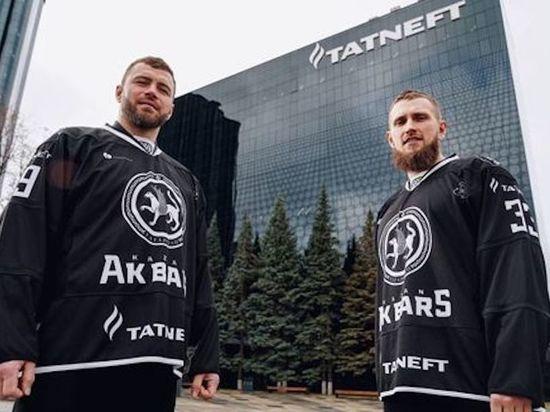 Новую форму для хоккеистов «Ак Барса» сшили из переработанного пластика