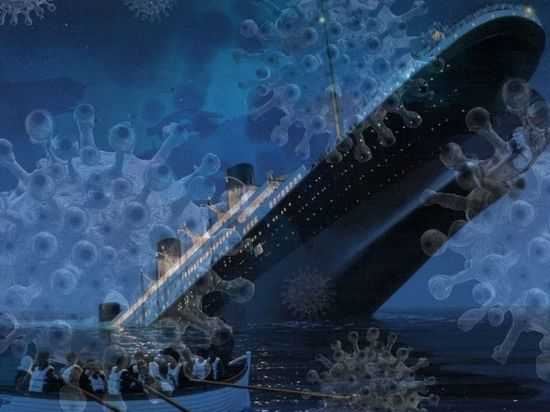 Борьба с коронавирсом в крае напоминает историю знаменитого лайнера