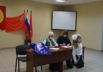 Городской конкурс чтецов прошел в Серпухове