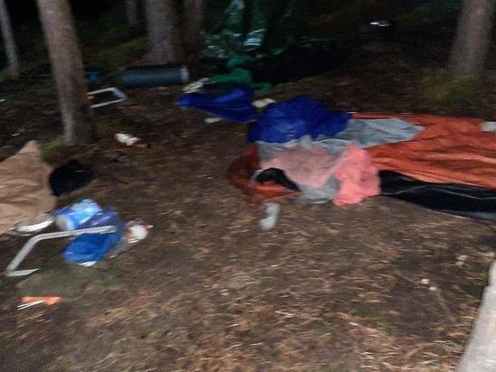 Полиция отказалась возбуждать уголовное дело о нападении на лагерь активистов под Красноярском