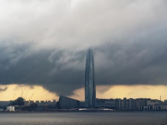 «Лахта центр» получил премию как небоскреб года