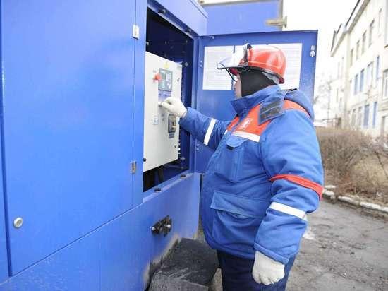 Кировэнерго обеспечивает генераторами больницы для тяжелых пациентов