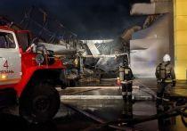 «Бургер Кинг» вернулся к работе после пожара в ТРЦ «М5 Молл»