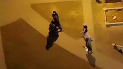 Появилось жуткое видео похищения Романа Бондаренко в Белоруссии