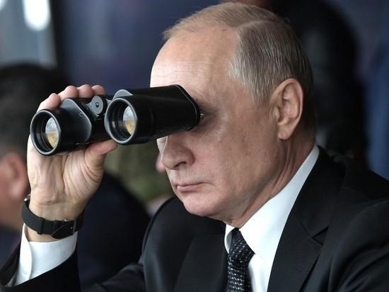 Путин ввел в действие план обороны России на 2021-2025 годы