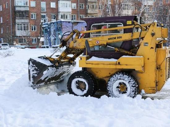 14 ноября в Новосибирске продолжит идти снег: зима берет реванш