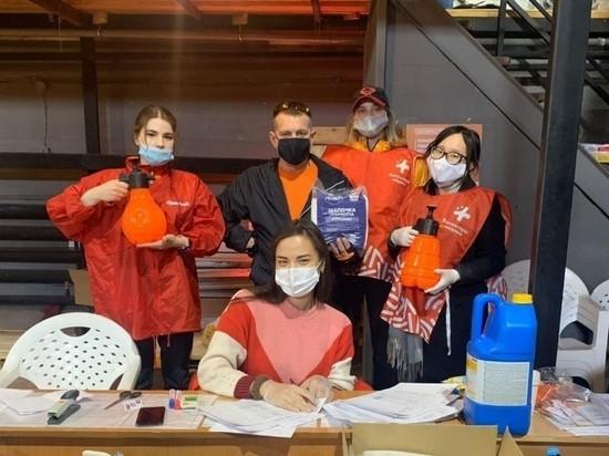 Волонтёрский корпус Якутии объявил набор новых волонтёров
