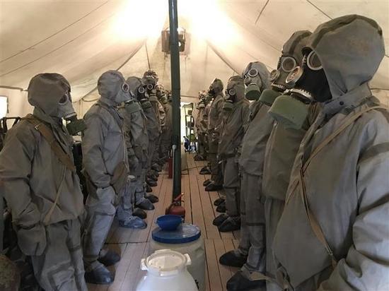 Специалисты РХБЗ Росгвардии оберегают Ставрополье от коронавируса