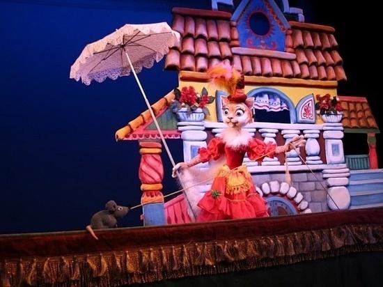 Нижегородские кукольники покажут лучшие спектакли юным кировчанам