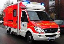 В Германии возникла нехватка машин скорой помощи