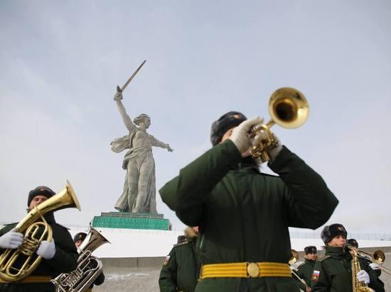 «Выстрел памяти» прозвучит на Мамаевом кургане в Волгограде