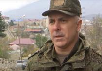 Командующий миротворческим контингентом РФ в Нагорном Карабахе генерал-лейтенант Рустам Мурадов прокомментировал сообщения о том, что он по национальности является азербайджанцем
