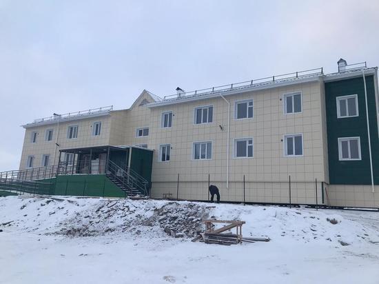 В Якутии прошли госприёмку поликлиника и жилой дом