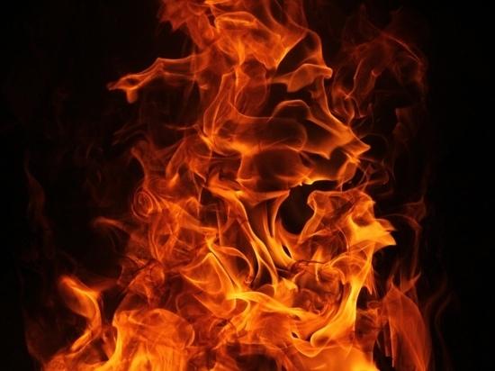 Пожар в Лубягино унёс жизнь 64-летней женщины