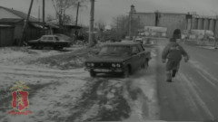 Погоню голливудского размаха под Красноярском сняли на видео