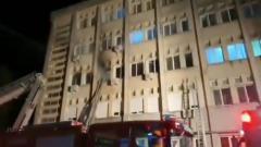В Румынии сгорела коронавирусная больница: десять погибших