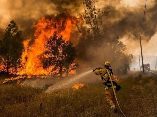 О чрезвычайной пожароопасности предупредило МЧС Кабардино-Балкарии