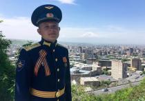 Погибший техник сбитого Азербайджаном вертолета страстно хотел летать в Армении