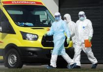 Доплаты для медиков и спасателей, работающих с больными коронавирусом, намерено МЧС
