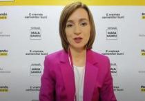 По данным ЦИК Молдавии, глава партии «Действие и солидарность» Майя Санду лидирует на выборах президента страны с 51,46% голосов после подсчета 90% бюллетеней
