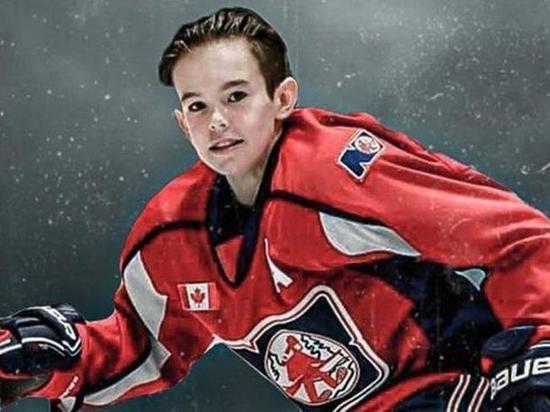 Поддерживаемый звездами НХЛ 13-летний хоккеист умер от инсульта