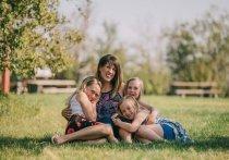 Жительниц Серпухова пригласили на конкурс многодетных матерей