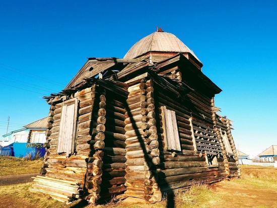 Здание XIX века снесли в кузбасском селе