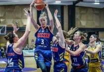 Российские баскетболистки угодили в триллер, но выиграли