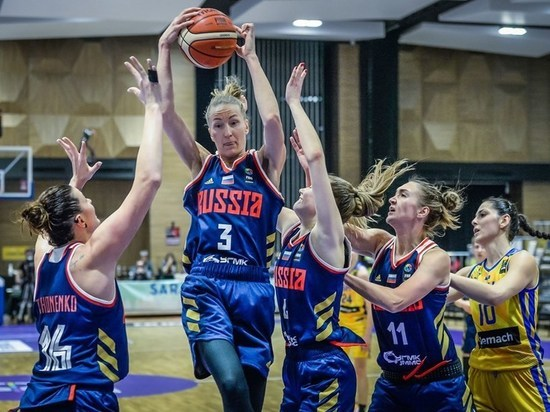 Девушки взяли реванш у босниек и приблизились к Евробаскету-2021