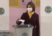Утром 16 ноября ЦИК Молдавии озвучил результаты после обработки 99,95% протоколов с избирательных участков