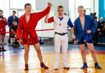 На Ямале прошли региональные соревнования по самбо