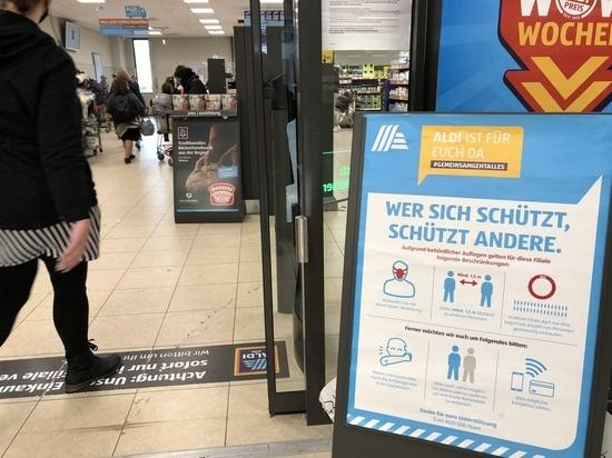 Германия: Количество инфицированных во время Рождества может резко возрасти