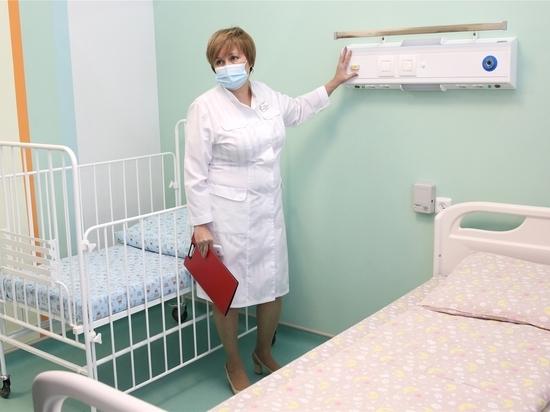 Новый инфекционный стационар распахнул свои двери в Чувашии